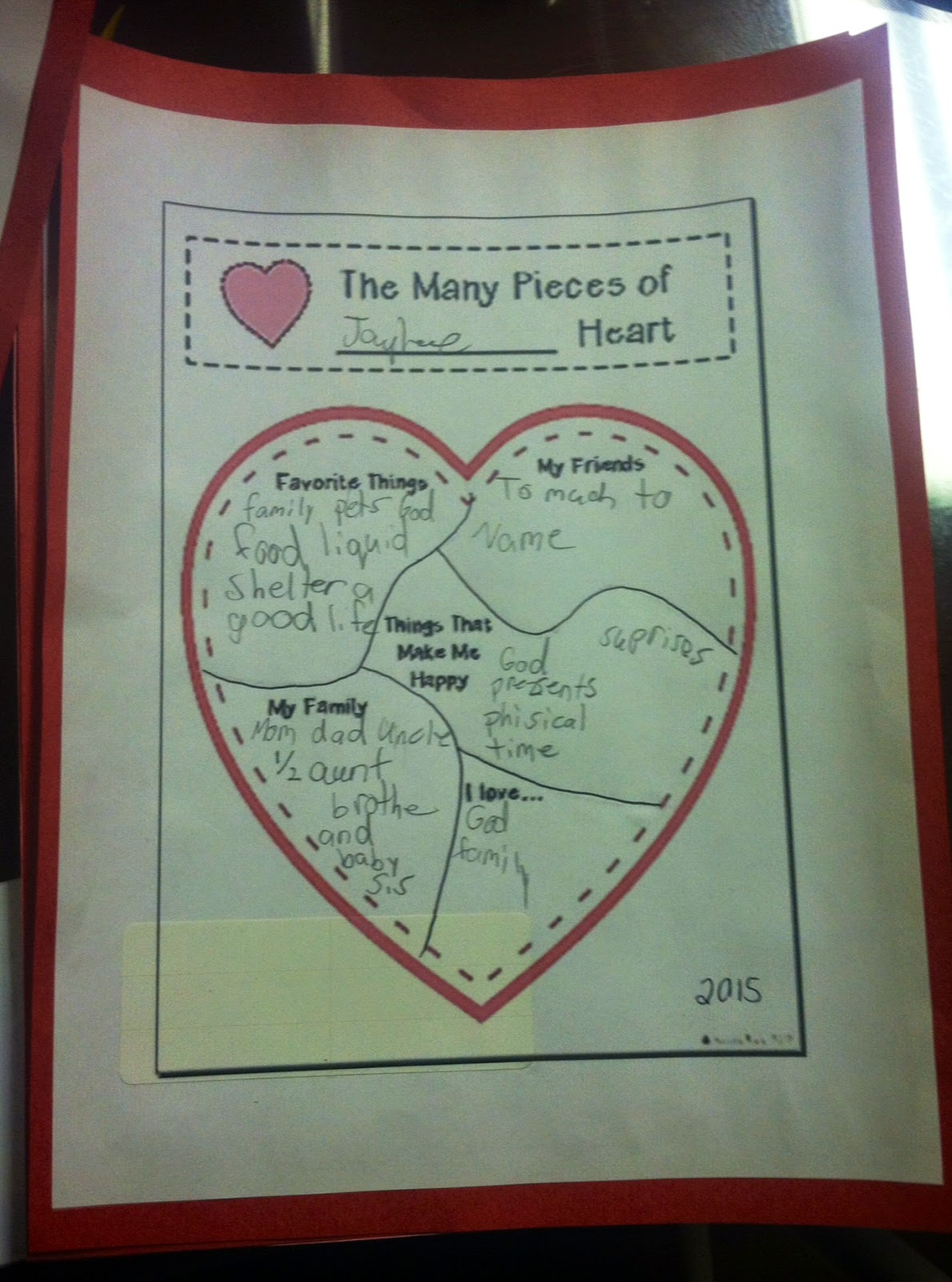 Owl About Sarah's Creations: The Many Pieces Of My Heart