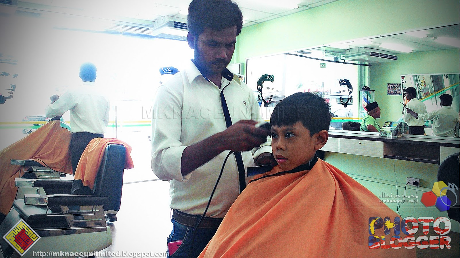 Ziqri haircut session  Ravi  0d319e2bec