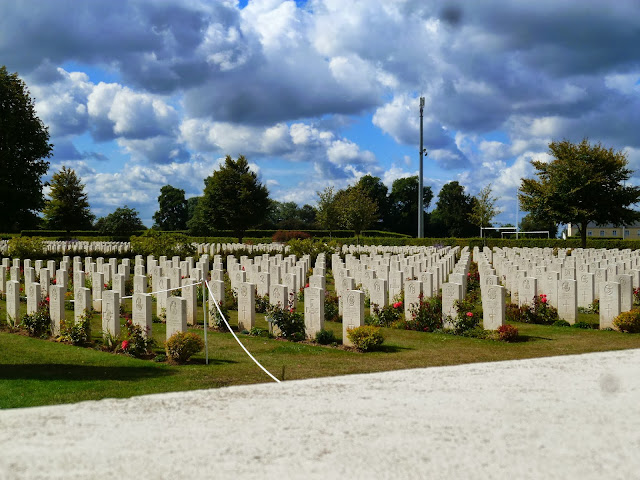 http://www.cwgc.org/find-a-cemetery/cemetery/2033300/BAYEUX%20WAR%20CEMETERY