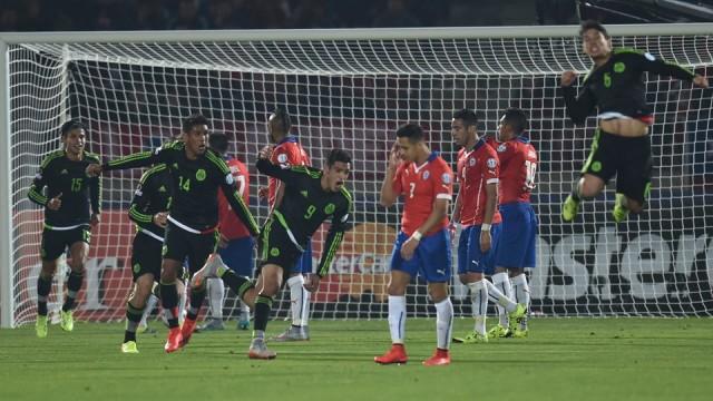Meksiko vs Cili