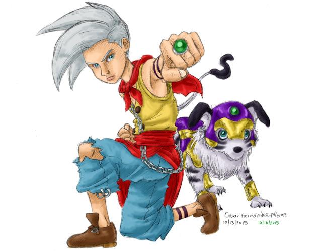 Dragon Quest Monsters - Joker - Art & Music Forum - Dragon's Den - A