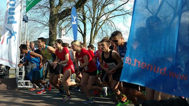 Raceday No. 31 – Winterlaufserie Duisburg Halbmarathon – 2017
