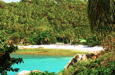 Koh Samui exotic beach