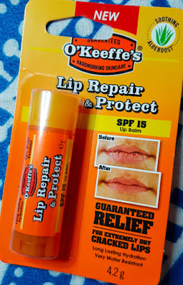 O'Keeffe's Unscented Lip Repair and Protect Lip Balm