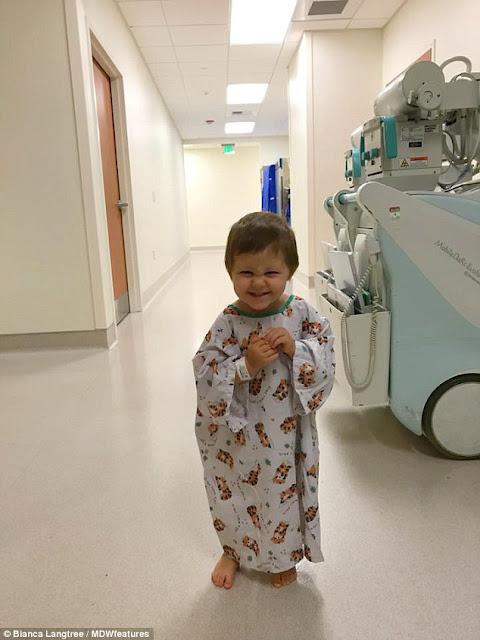 Tak Ingin Orang Tua Lain Menyerah, Curhatan Sedih Ibu Balita 15 Bulan Pengidap Kanker Ovarium ini Viral