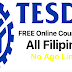 TESDA Is Currently Giving FREE Online Courses for All Filipinos, No Age Limit!
