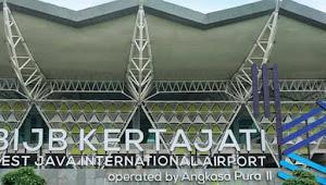 Kebakaran di Sekitar Bandara Kertajati, Dua Penerbangan Sempat Dialihkan