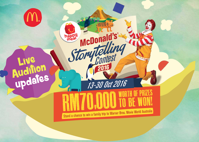 RM70k worth of prizes to be won!