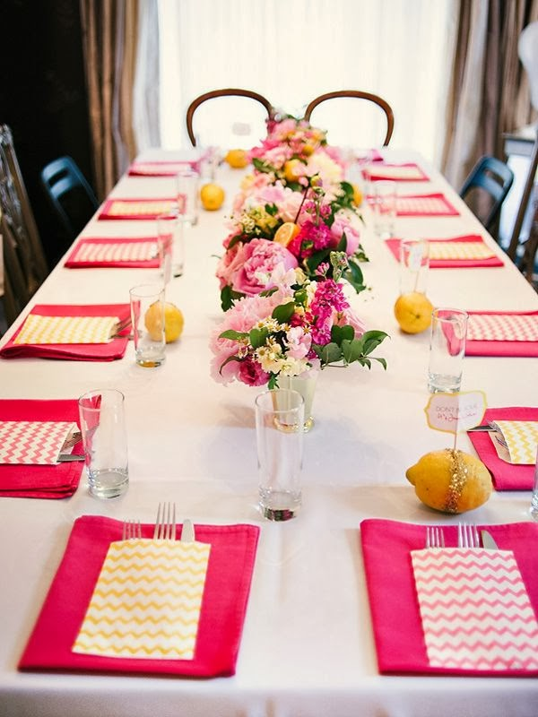 Memorable Wedding: Enchanting Bridal Shower Decoration Ideas