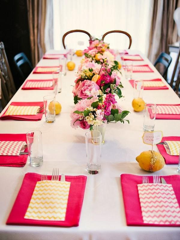 Memorable Wedding: Enchanting Bridal Shower Decoration Ideas