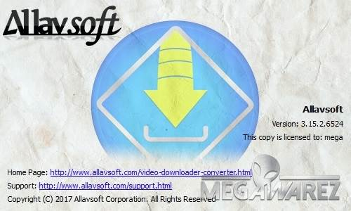Allavsoft Video Downloader Converter imagenes