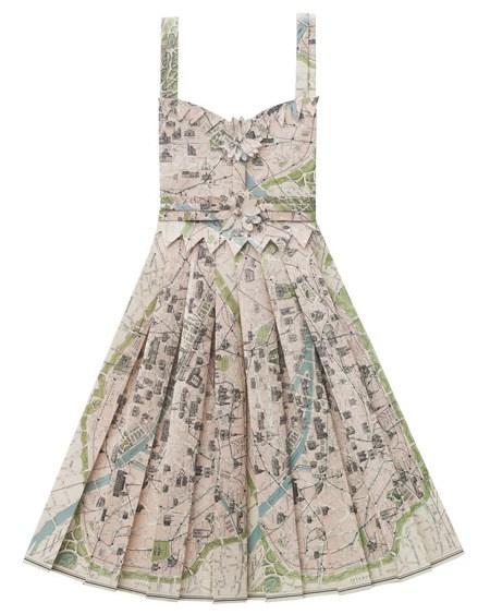 Annex.net-Travel-Wardrobe-Paper-Dress