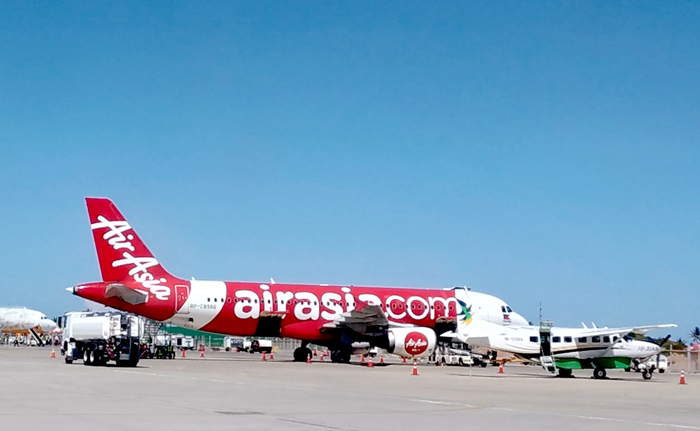AirAsia In Caticlan