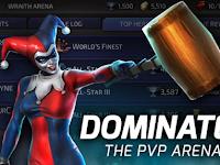 DC Legends Mod Apk 1.12.1 God Mode and Massive Damage