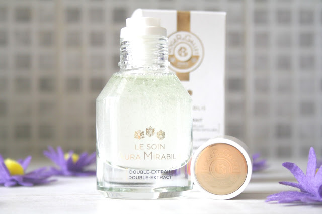Roger & Gallet Le Soin Aura Mirabilis Skincare Range