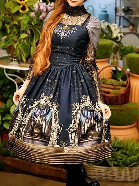 https://www.stylewe.com/product/classic-lolita-frill-sleeve-four-pcs-jsk-midi-dress-with-ruffle-choker-79725.html