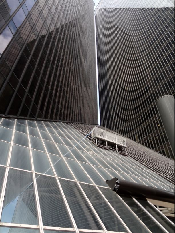 Houston In Pics Pennzoil Place 1976 Twin Towers Wi