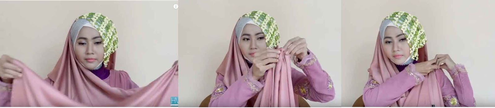 tutorial hijab pengantin4