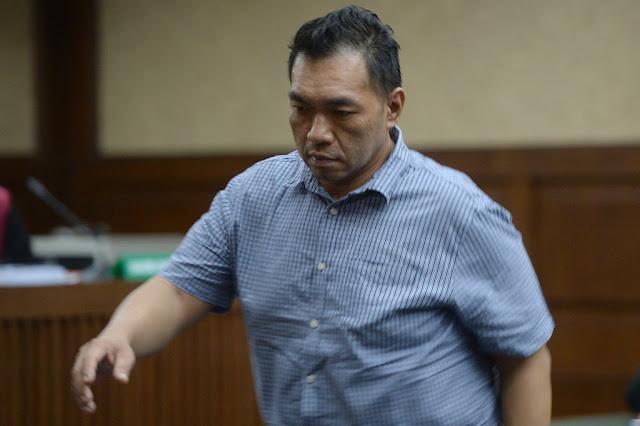 KPK Tolak Permohonan Justice Collaborator Penyuap Dirjen Hubla