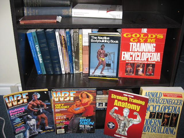 bodybuilding books