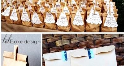 Inspirasi Diy 30 Idea Menarik Hiasan Door Gifts Untuk