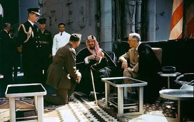 Benarkah Arab Saudi Antek Yahudi