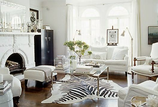 Lush fab glam blogazine the luxe life home decor ideas for Glam modern living room