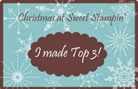 TOP3 @ Christmas Sweet Stamping