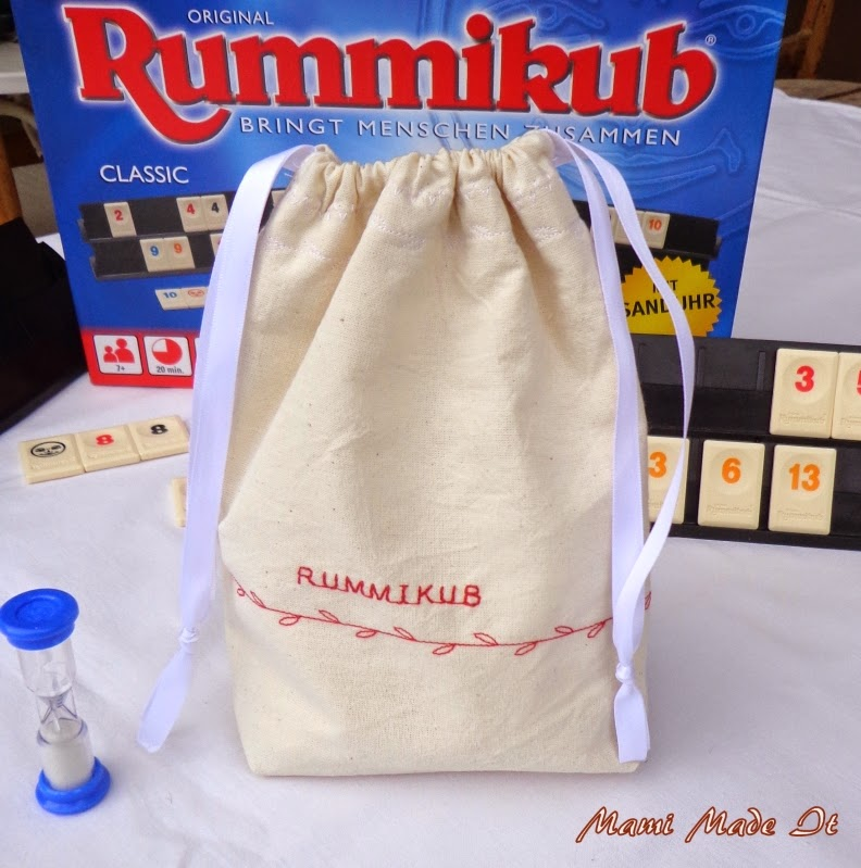 Rummikub: Playing With Numbers - Spielen mit Zahlen