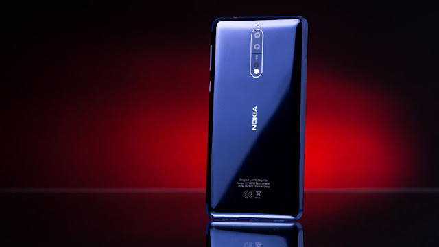 NEW LAUNCHING NOKIA 8 ON 26 SEPTEMBER