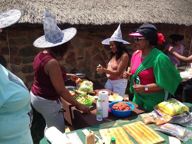 Potjiekos Team Building Pretoria Zoo