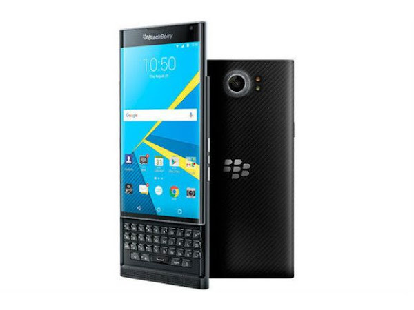BlackBerry prepara dois smartphones intermediários como último suspiro