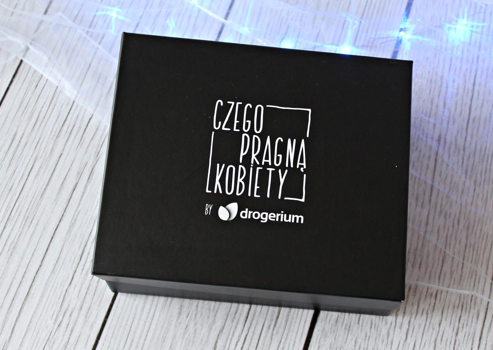 Czego Pragną Kobiety - box by Drogerium.pl - UNBOXING - Skomponuj swoje pudełko sama!