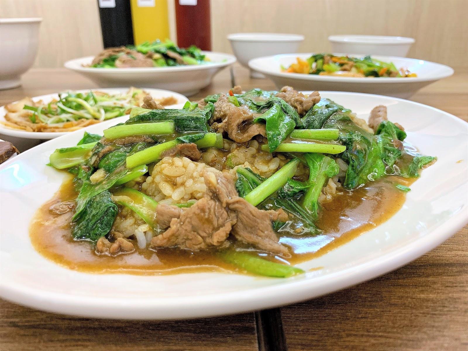 台南好吃牛肉燴飯