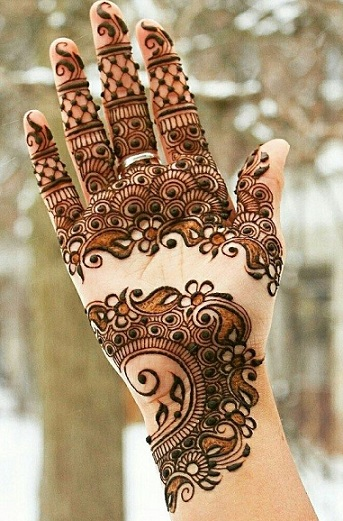 Mehndi Designs Pinterest: Fashion Wallpapers Free Download: Latest Fancy And Simple