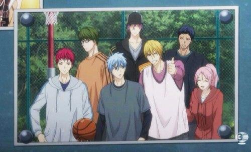 Kuroko no Basket: Saikou no Present Desu Subtitle Indonesia