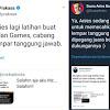 "Niat Hati Mau Bully Anies, Ernest Malah ""Kegampar"" Track Record Ahok"