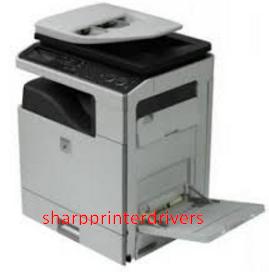 Sharp MX-C311 Printer Driver Download