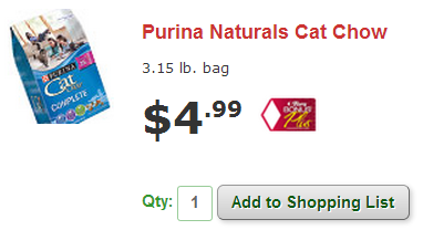naturals cat food coupon
