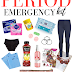 Period Emergency Kit Essentials