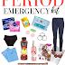 Period Emergency Kit Essentials