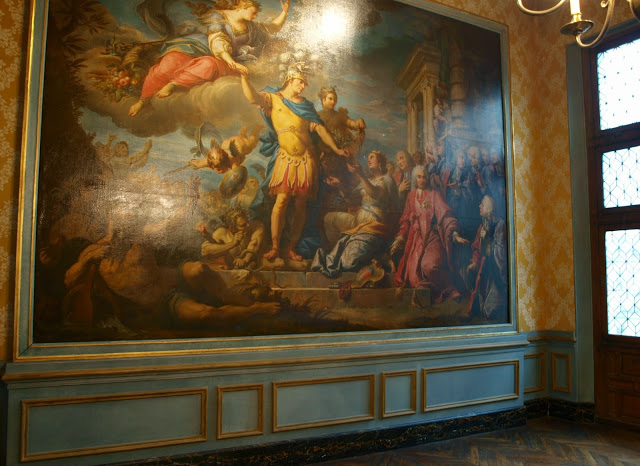 image result for Musee Carnavalet mural photo by Michele of Hello Lovely