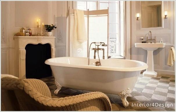 Cozy Bathroom 4