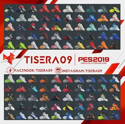 PES 2019 Bootpack v2 by Tisera09