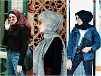 Memilih Style Pasmina ala Selebgram Hijabers