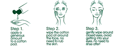 how to use micellar water