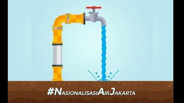 Melanie Subono Minta Gubernur Jakarta Hentikan kerjasama dengan Operator Air Swasta