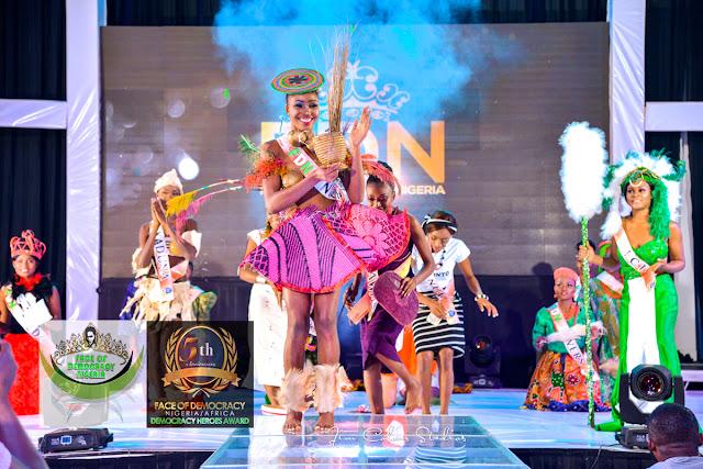 Evar Bekky Okoye emerges FDN Queen 2017