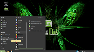 Mengganti Foto User di Linux Mint