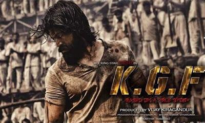 KGF Kannada Movie Image